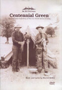 Centennial Green - The Over and Understory of the U.S. Forest Service in Song DVD