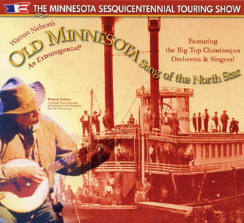 Old Minnesota - Song of the North Star CD