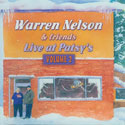 Warren Nelson & Friends - Live at Patsy's Volume 2 CD